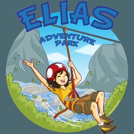Elias Adventure Park Retina Logo