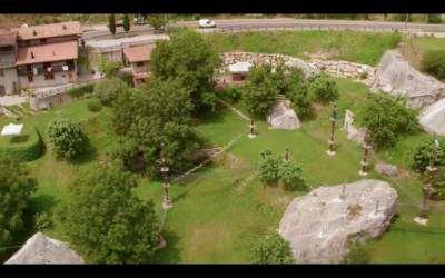 Elias Adventure Park - Panoramica dal drone